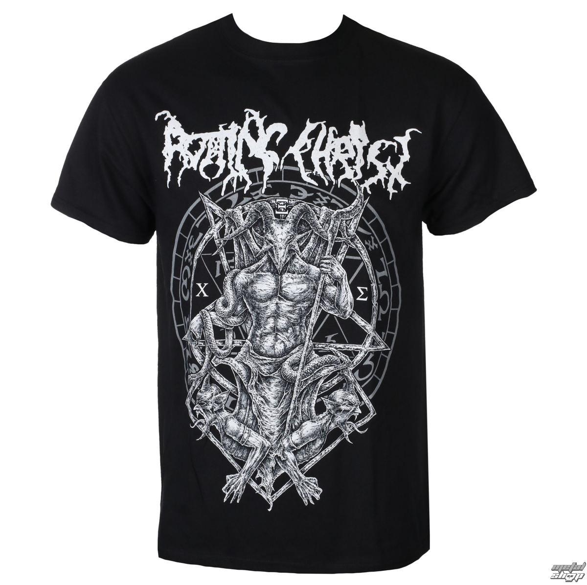 Hellenic Black Metal Legions T-shirt Shirts & Hemden Rotting Christ Fanartikel & Merchandise