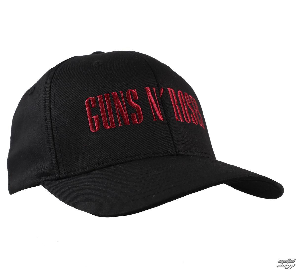 Guns N Roses Logo Baseball Cap