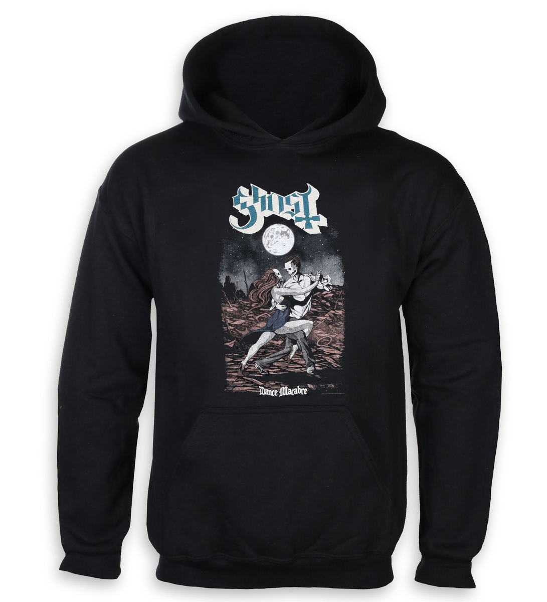 hoodie men's Ghost - Dance Macabre Cover - ROCK OFF
