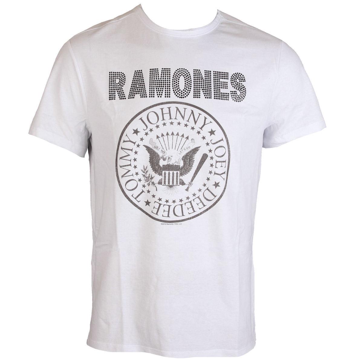 bdf56a397e837 Amplified T Shirts Ramones - DREAMWORKS