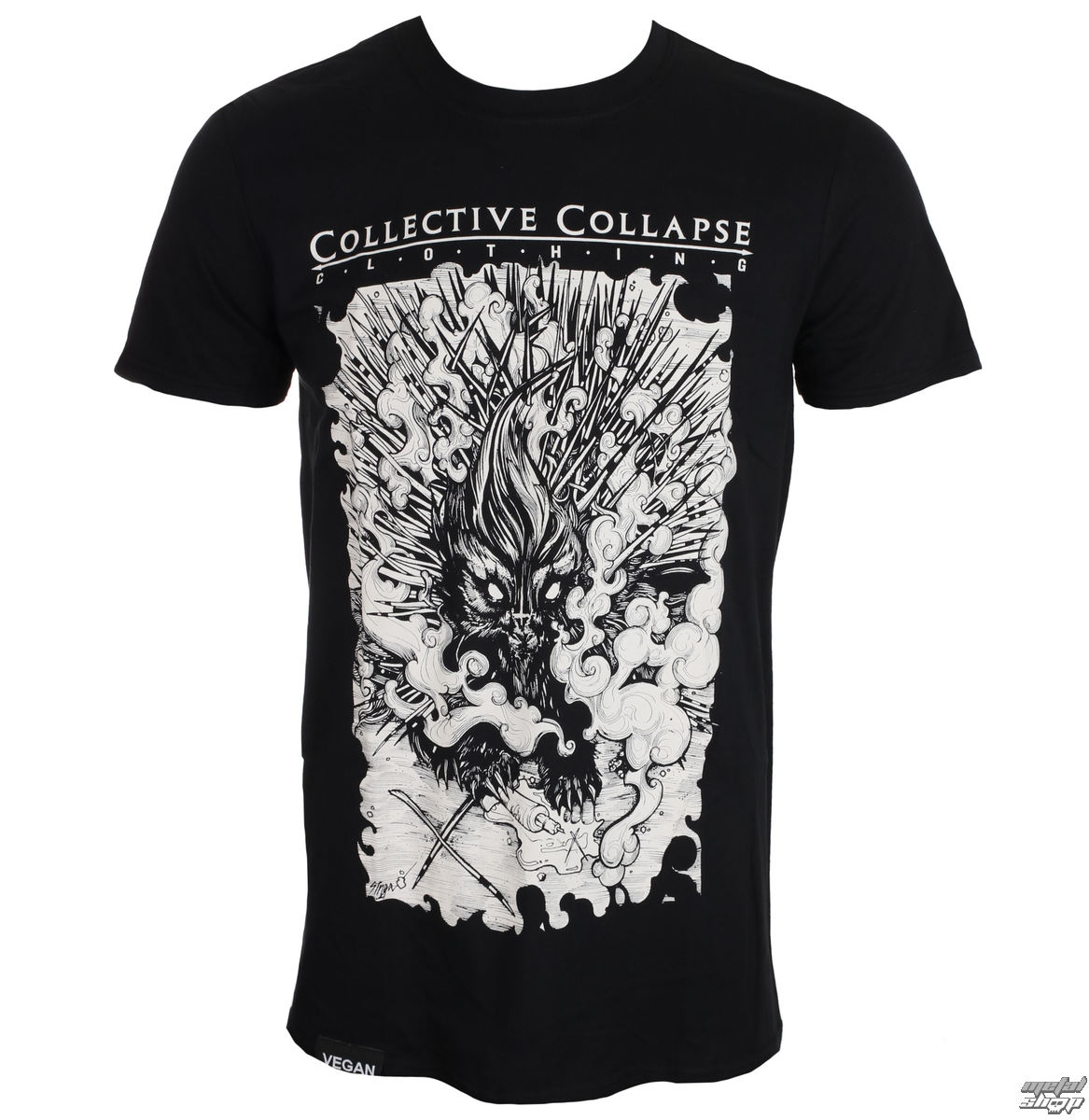 t-shirt men's - Needless - COLLECTIVE COLLAPSE