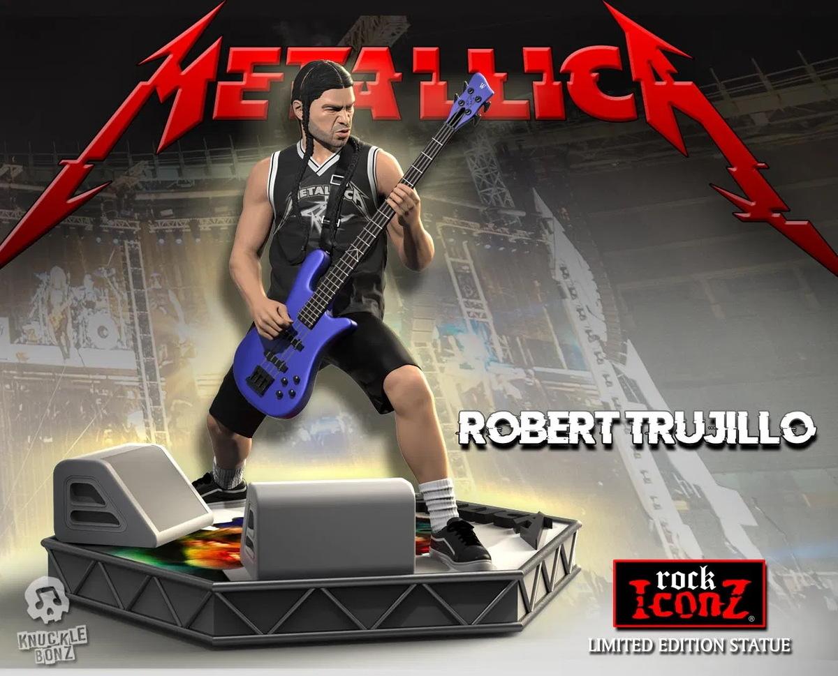 Trujillo full name robert Robert Trujillo
