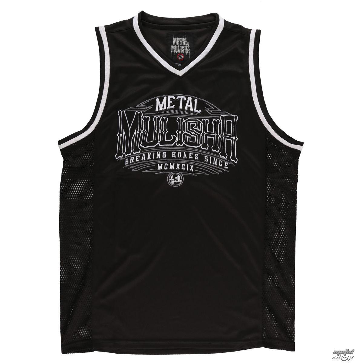 "Metal Mulisha Men/'s Jersey Tank Top /""Direct/'/'--Black"