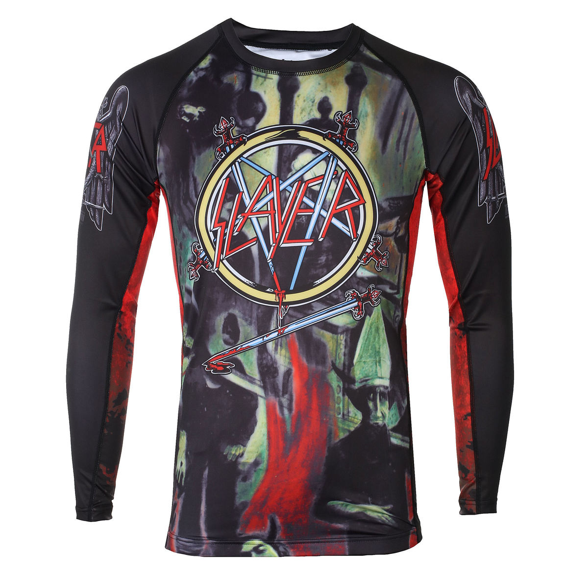 c5afb48da5be t-shirt metal men's Slayer - Slayer - TATAMI - TAT005 - metal-shop.eu