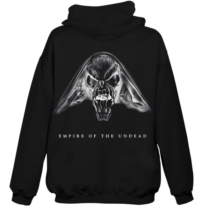 hoodie men Gamma Ray - Empire Of The Undead - ART WORX
