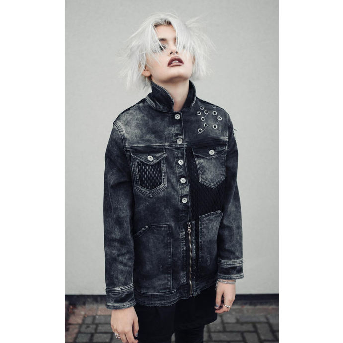 Women´s jacket DISTURBIA - SOUTH MESH