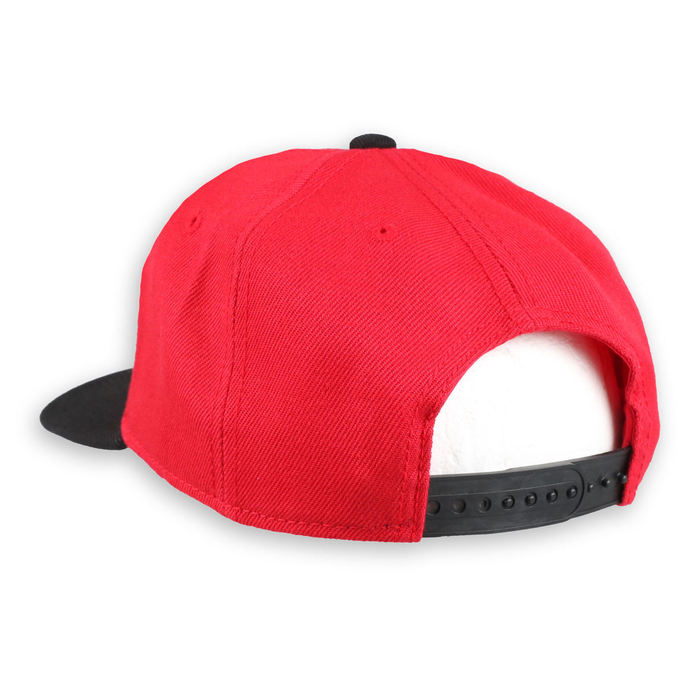 Cap Malignant Tumour - The Metallist - Red / Black