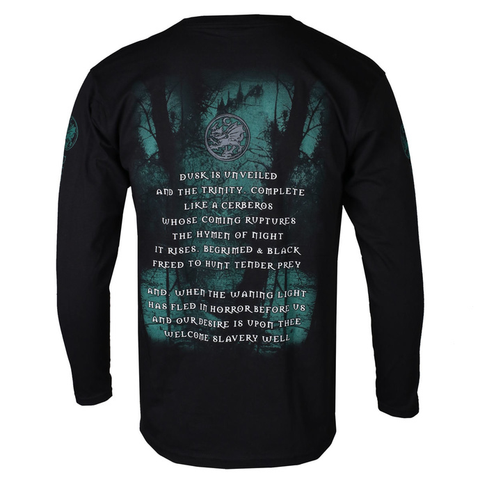 t-shirt metal men's Cradle of Filth - DUSK AND HER EMBRACE - PLASTIC HEAD