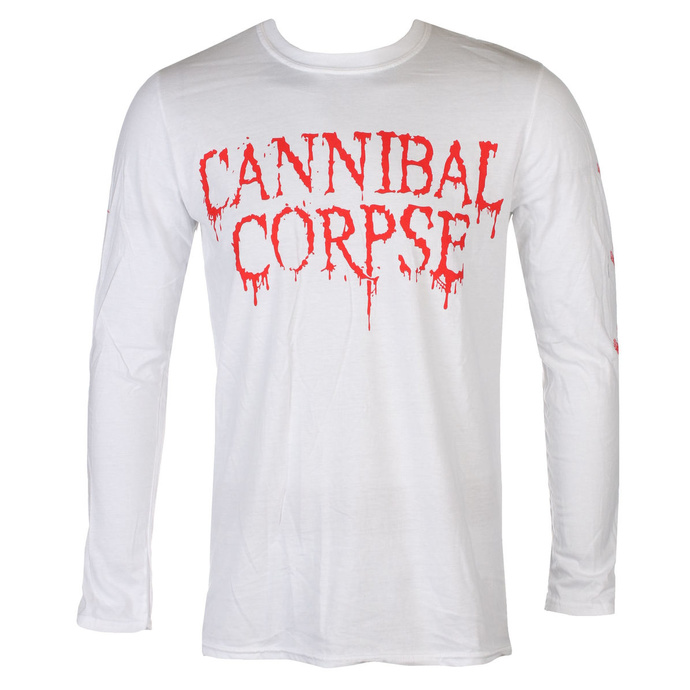 t-shirt metal men's Cannibal Corpse - BUTCHERED AT BIRTH - PLASTIC HEAD