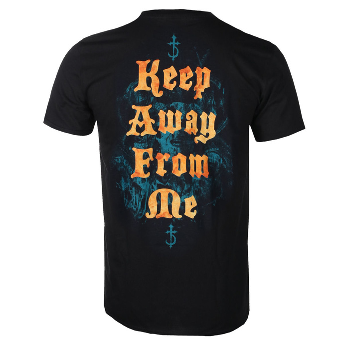 Men's t-shirt Devildriver - Keep Away From Me - Black