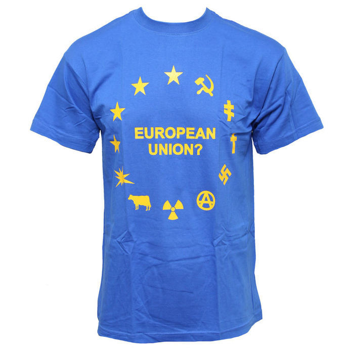 t-shirt European Union 3