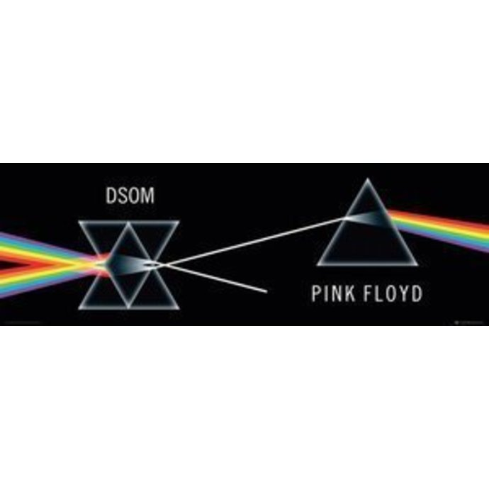 poster Pink Floyd - Dark Side Of The Moon - GB Posters