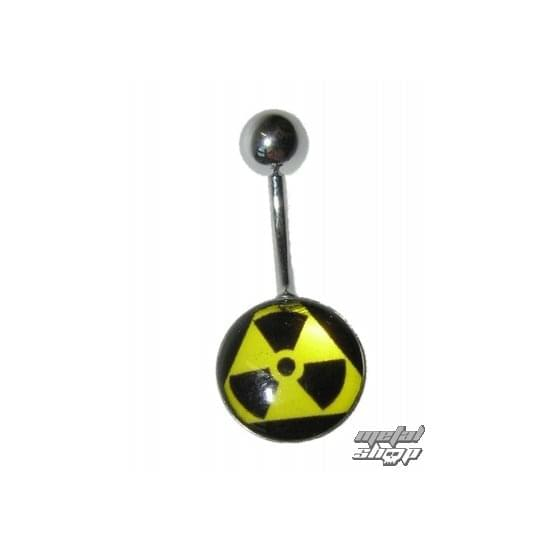 piercing jewel Radioactive - 1PCS - L 101