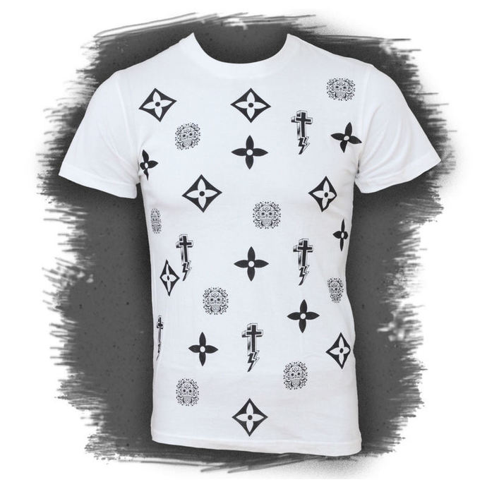 t-shirt street men's - Loui - SOMETHING SACRED