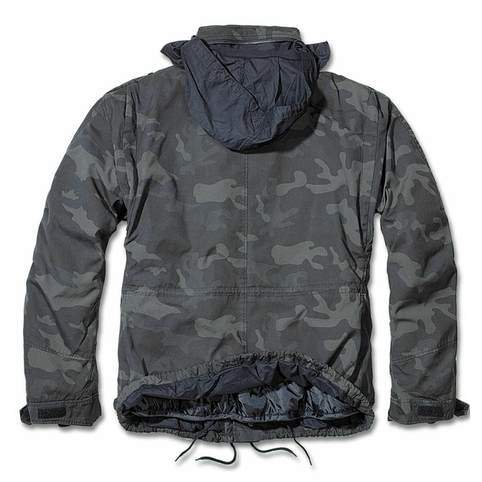 jacket men winter BRANDIT - M65 Giant - Darkcamo