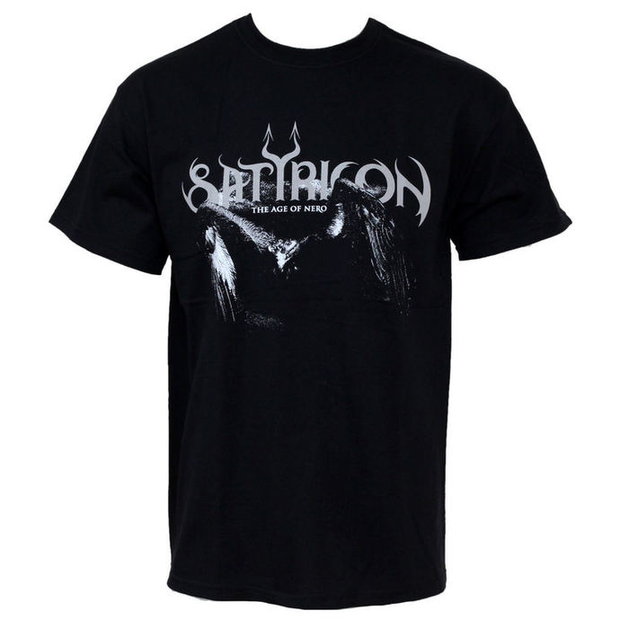 t-shirt metal Satyricon - Age Of Nero - RAZAMATAZ
