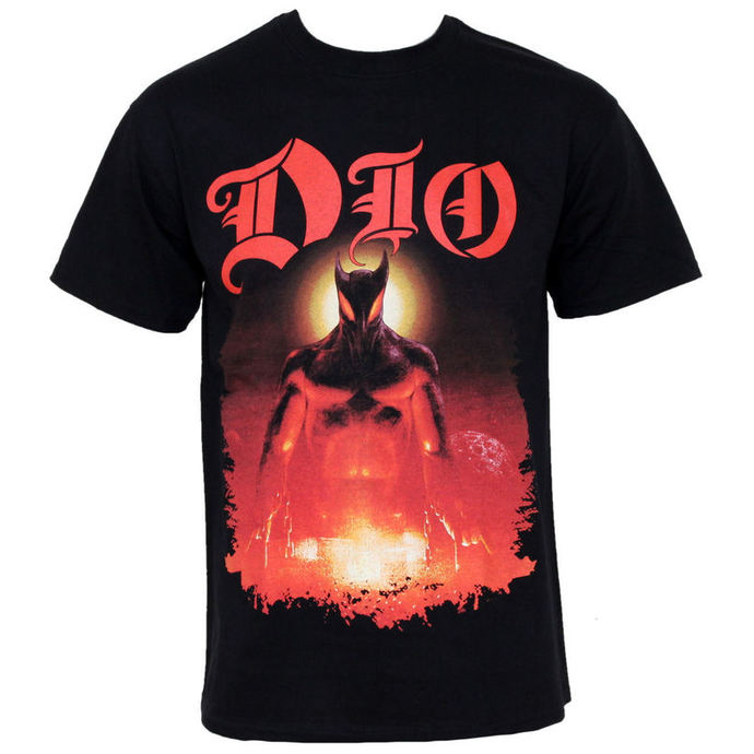 t-shirt metal men's Dio - Last In Line - RAZAMATAZ