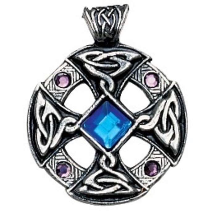 pendant Celtic Cross - EASTGATE RESOURCE