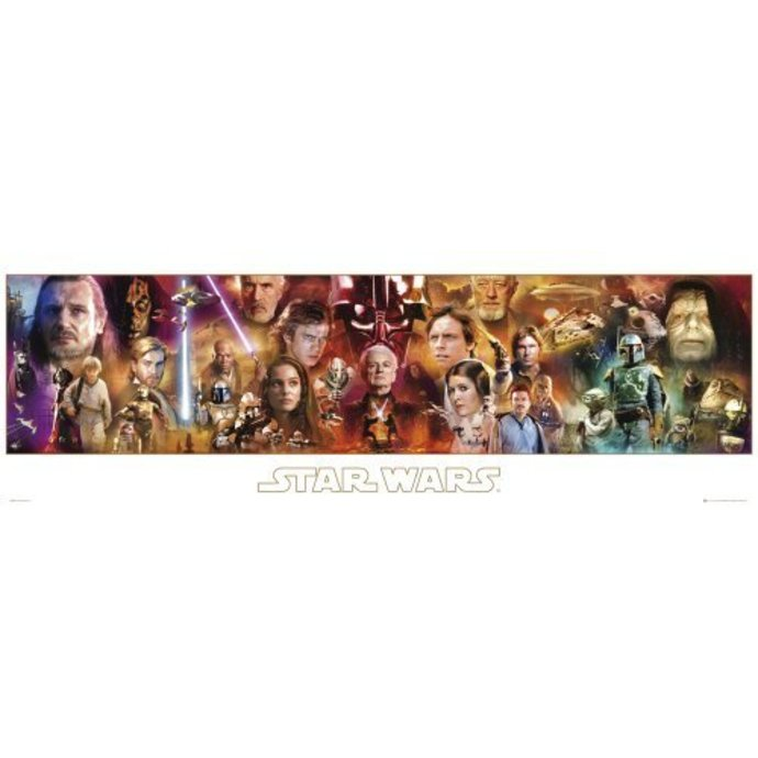 poster Star Wars - Complete - GB posters