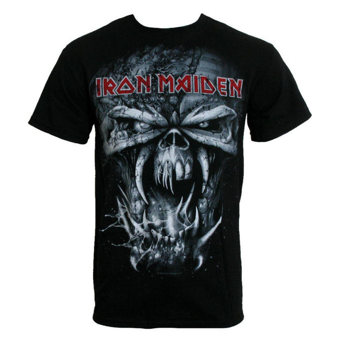 t-shirt metal men's Iron Maiden - Final - ROCK OFF