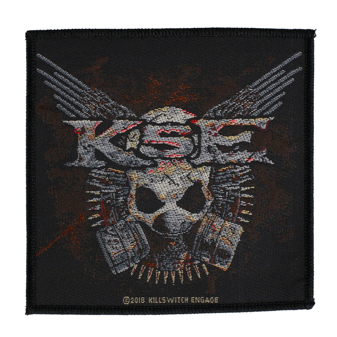 Patch Killswitch Engage - Gas Mask - RAZAMATAZ