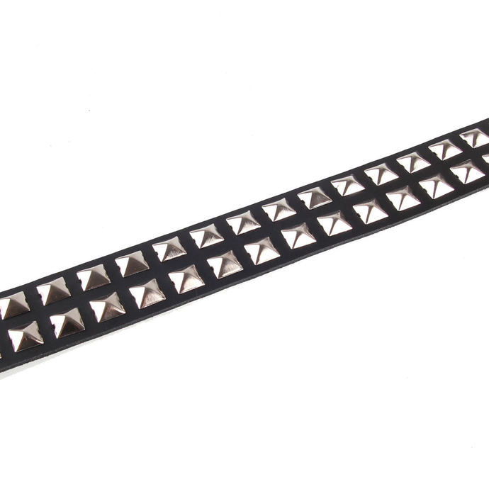 belt leather PYRAMIDS 2 - PAS