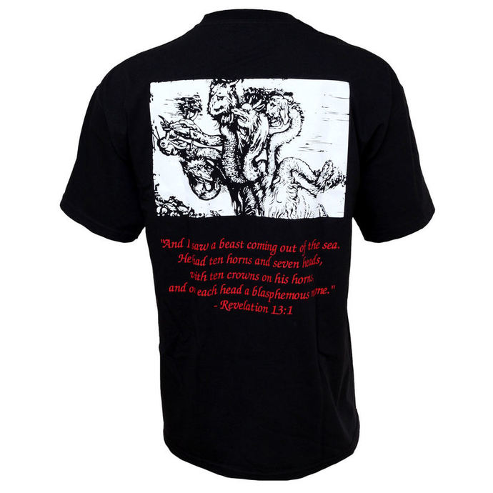 t-shirt metal men's Emperor - Wrath Of The Tyrants - PLASTIC HEAD