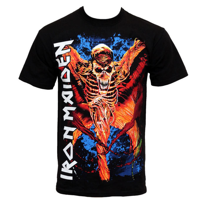 t-shirt metal men's Iron Maiden - Vampyr - ROCK OFF