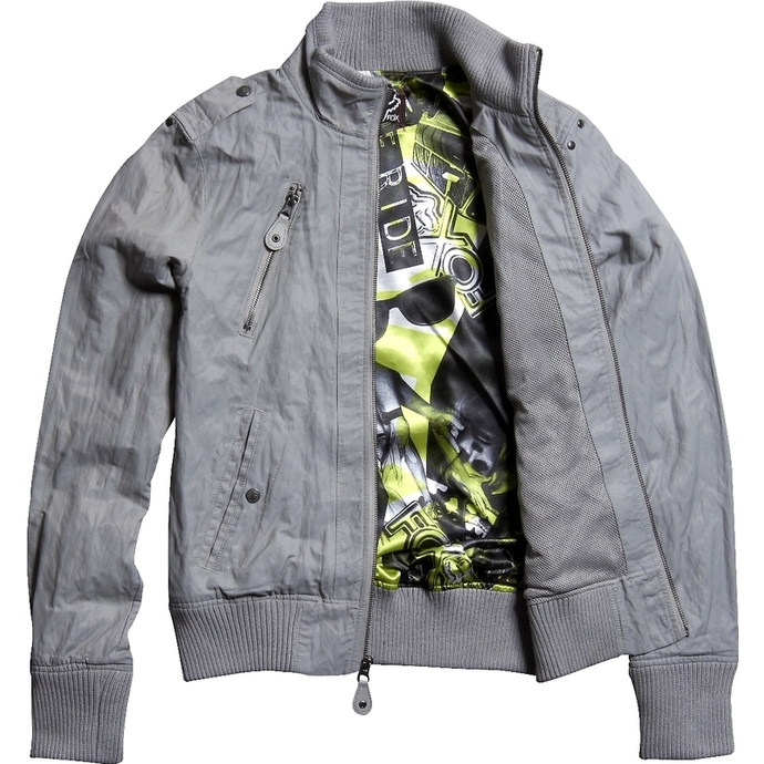 jacket women's spring/autumn -canvas- FOX - Trinity
