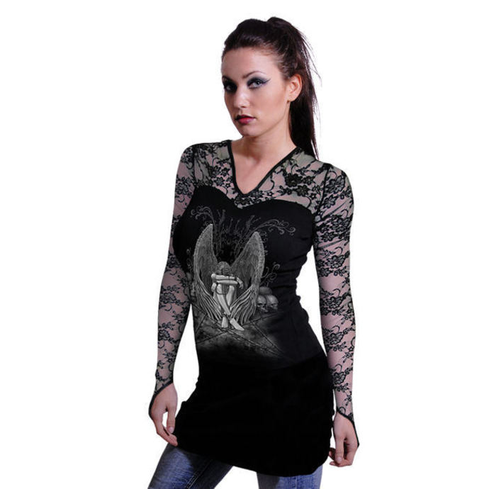 t-shirt women's - Enslved Sorrow - SPIRAL