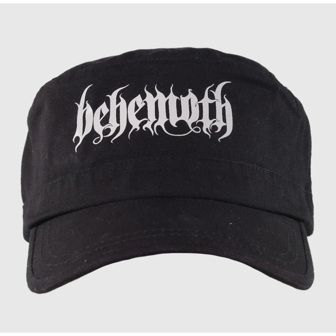 cap Behemoth - Logo Army - PLASTIC HEAD