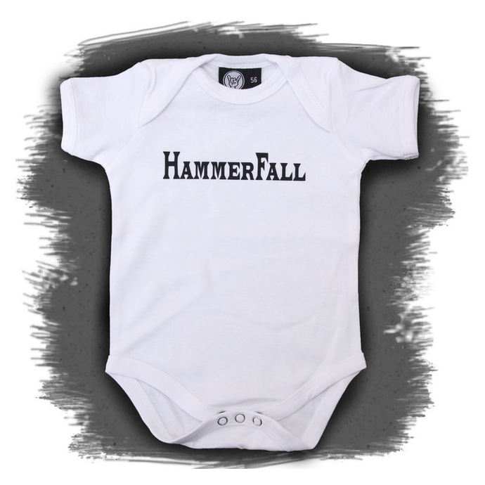 body children's Hammerfall - Logo - White