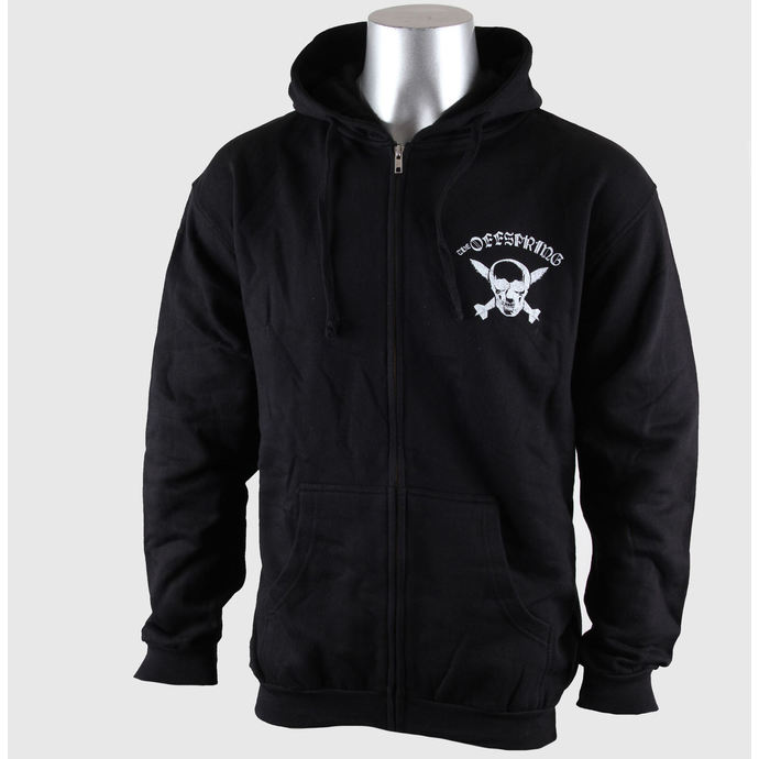 hoodie men's Offspring - Skull And Bombs - BRAVADO