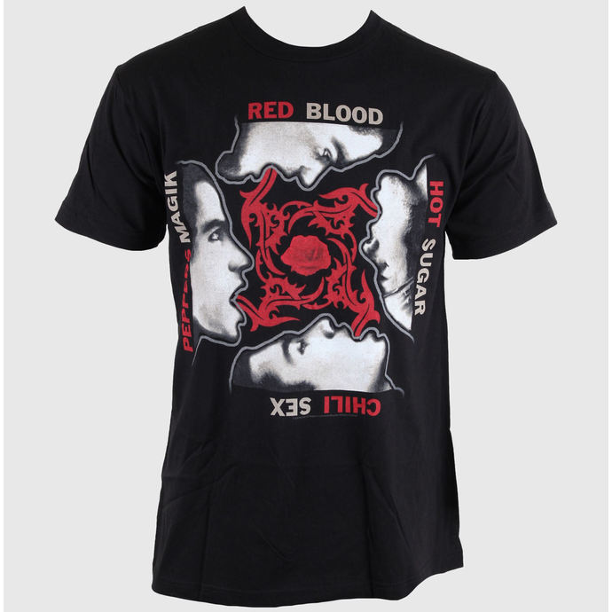 t-shirt metal men's Red Hot Chili Peppers - Blood Sugar Sex Magik - BRAVADO