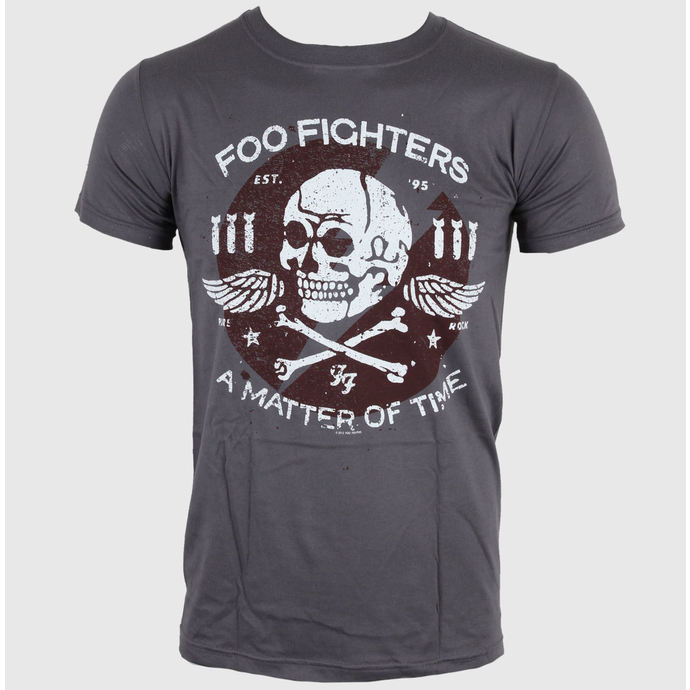 t-shirt metal men's Foo Fighters - Matter Of Time - LIVE NATION