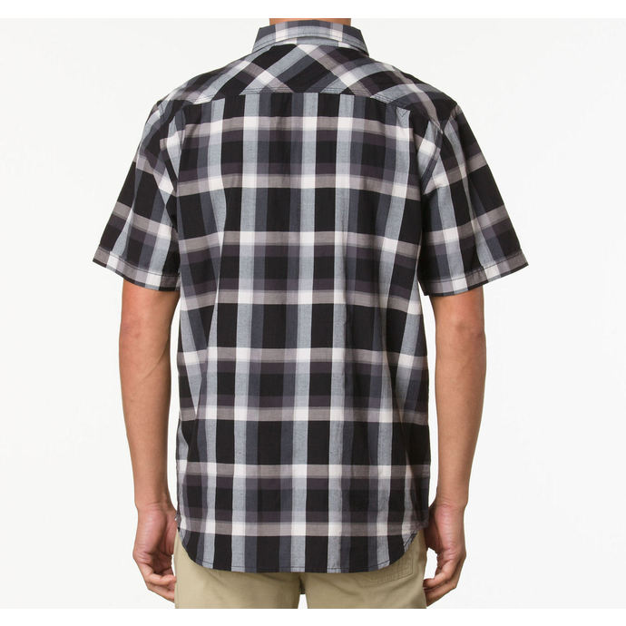 shirt men VANS - Averill - Black / White