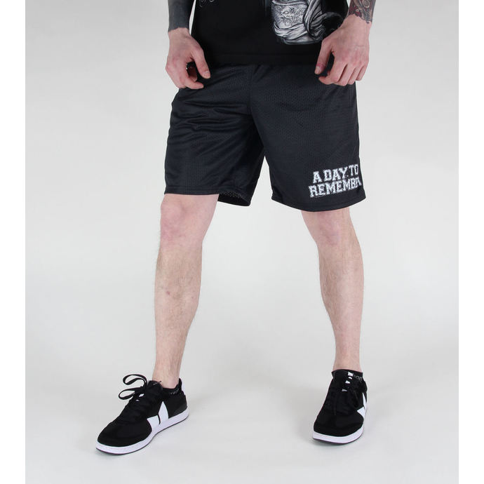 shorts men A Day To Remember - Pheonix Logo - VICTORY