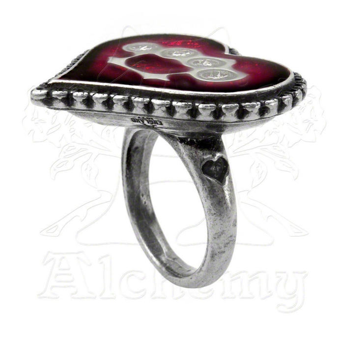 ring Tough Love - Alchemy Gothic