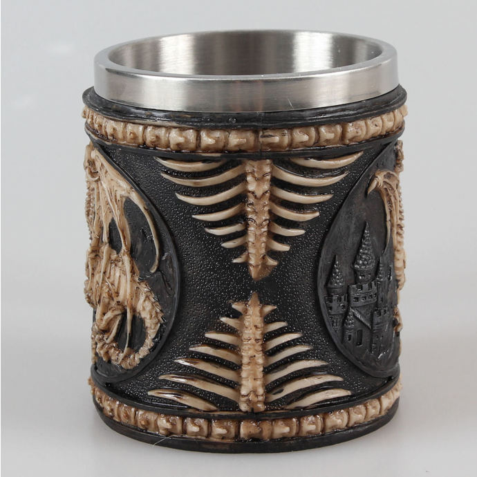 cup (tankard) Dragon Skeleton