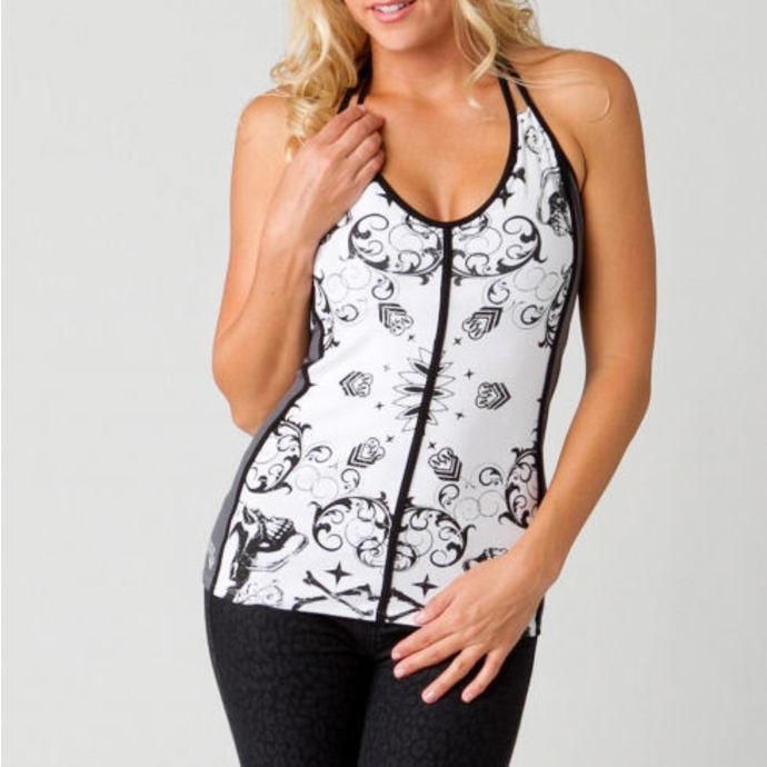 top women METAL MULISHA - Bandanarama Halter