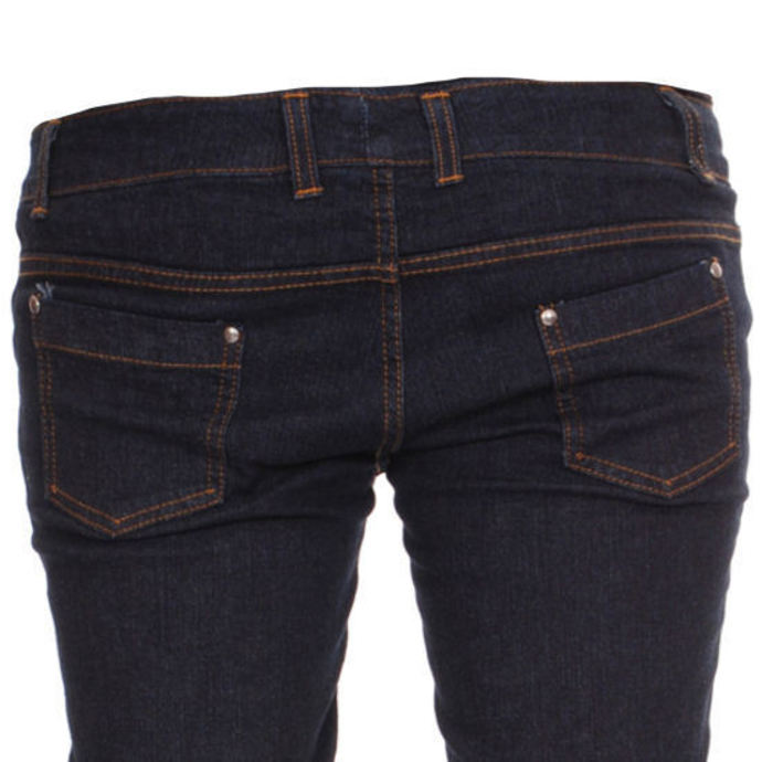 pants women 3RDAND56th - Super Skinny Hipster - Indigo