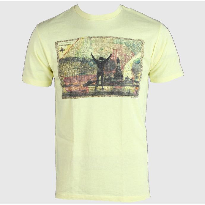 film t-shirt men's Rocky - 1976 Philly - AMERICAN CLASSICS