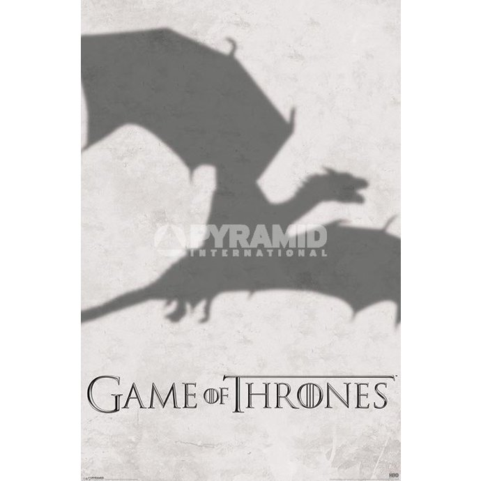 poster Game o thrones - Shadow - PYRAMID POSTERS