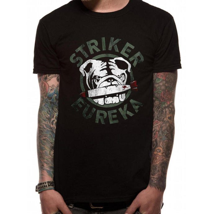 film t-shirt men's Pacific Rim - Striker Eureka - LIVE NATION