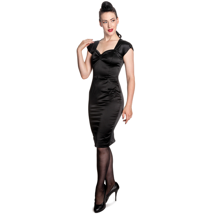 dress women HELL BUNNY - Angie - Black