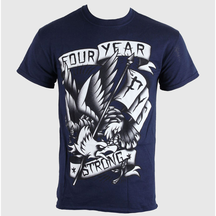 t-shirt metal men's Four Year Strong - Eagles Spear - LIVE NATION