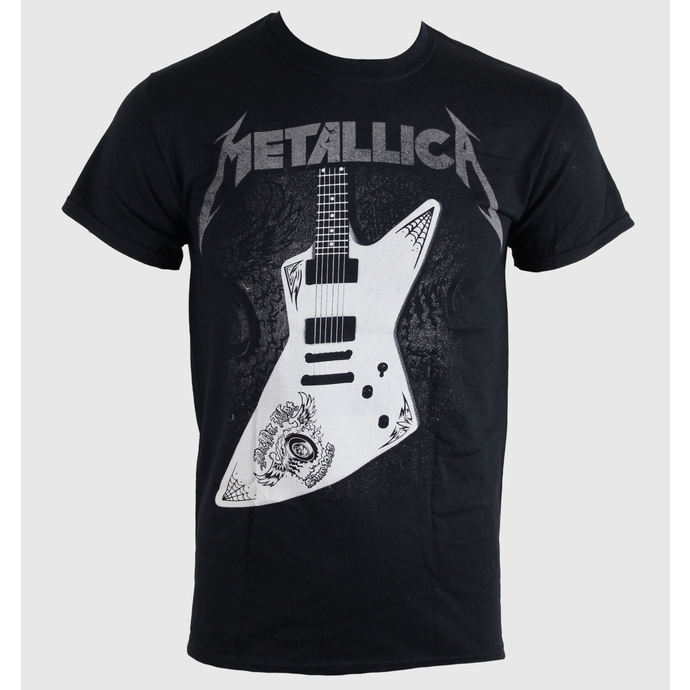 t-shirt men Metallica - Papa Het Guitar - LIVE NATION