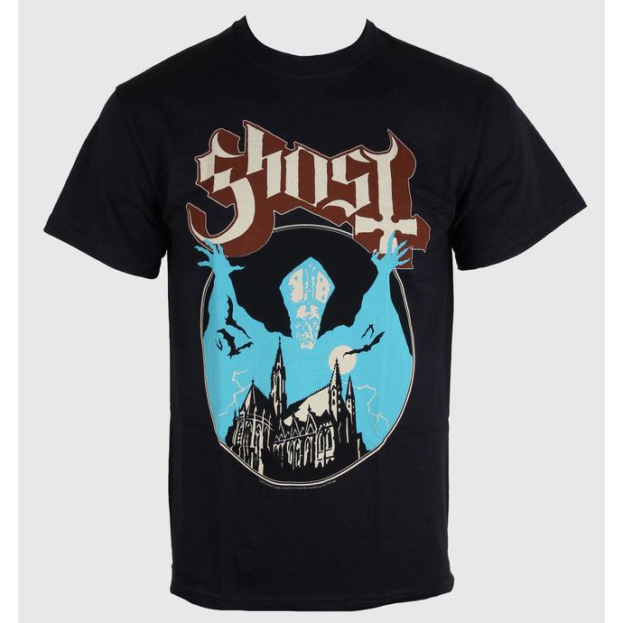 t-shirt men Ghost - Opus - ROCK OFF