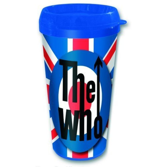 cup thermal The Who - Target - ROCK OFF