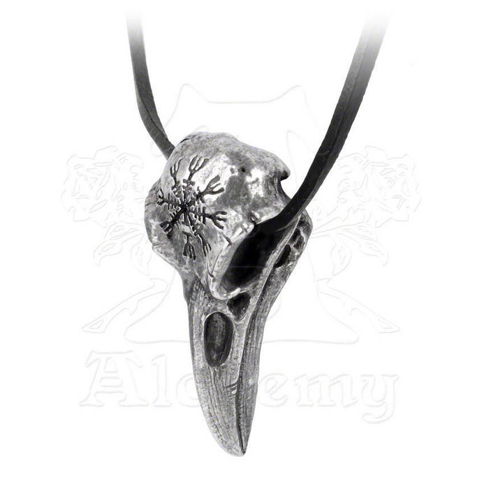 necklace Helm Of Awe - ALCHEMY GOTHIC